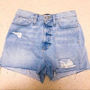 Urban outfitters BDG girlfriend high rise shorts